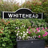 Lovely Floral Display at Whitehead Railway Station by robinparkes