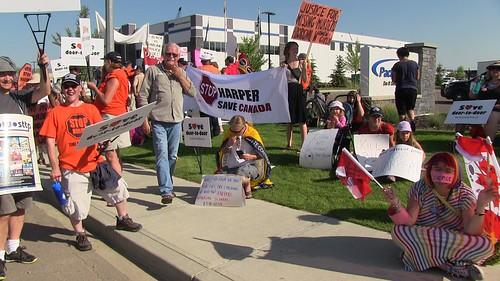 Stop Harper - August 12, 2015