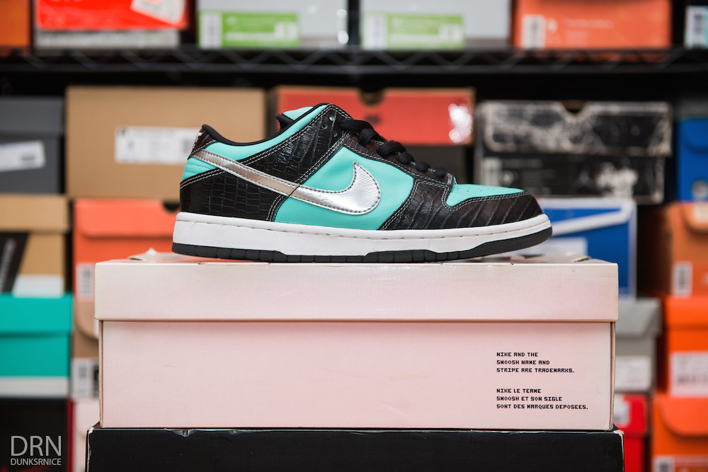 Tiffany Dunk Low SB's.