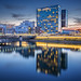 Medienhafen Düsseldorf by PhotoArt Hartmann