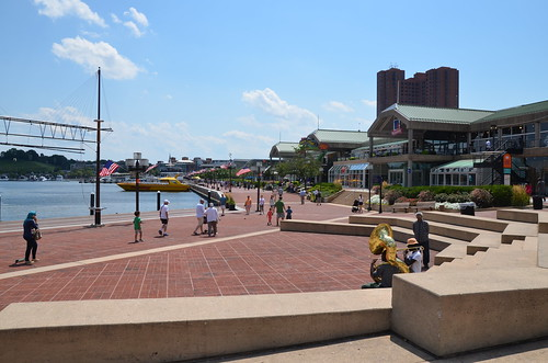 Baltimore Harbour Aug 15 (2)
