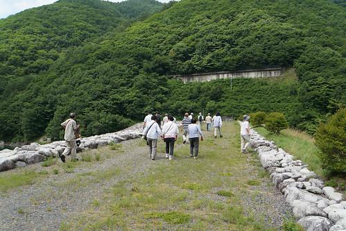 奈良井ダム(長野)