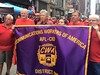 NYC Labor Day Parade 2015