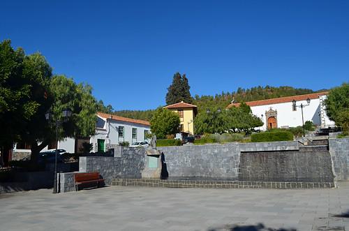 PLaza, Vilaflor, Tenerife