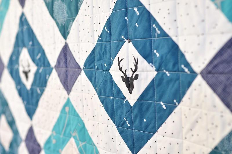 welded quilt