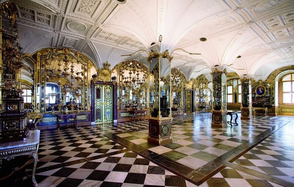 Dresden_Historisches Grünes Gewölbe (Historic Green Vault)