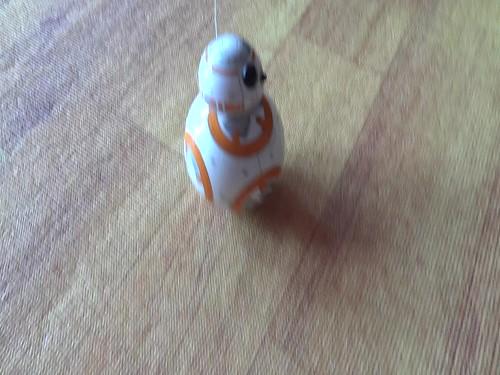 스타워즈 스피로 BB-8 움직이는 모습