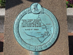 Photo of Bronze plaque number 12581