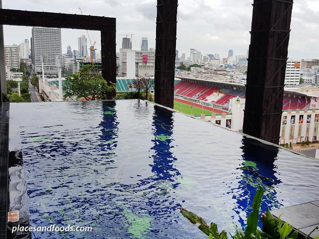 siam siam bangkok infinity pool