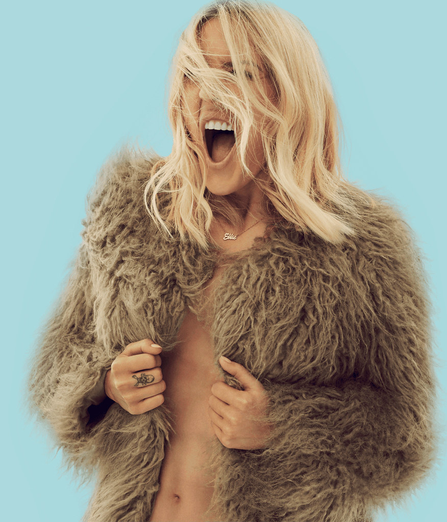 Элли Голдинг — Фотосессия для «Delirium» 2015 – 3