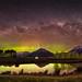 Aurora Australis by Kiwi Tom