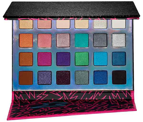 Sephora Jem and The Holograms Collection for Holiday 2015