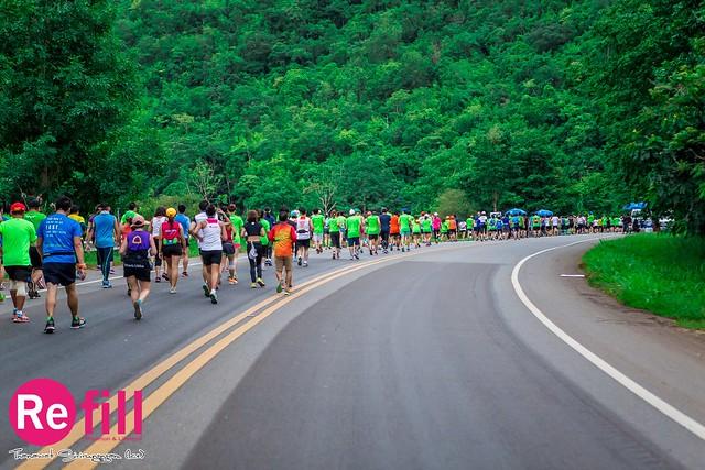River Kwai International Half Marathon 2015