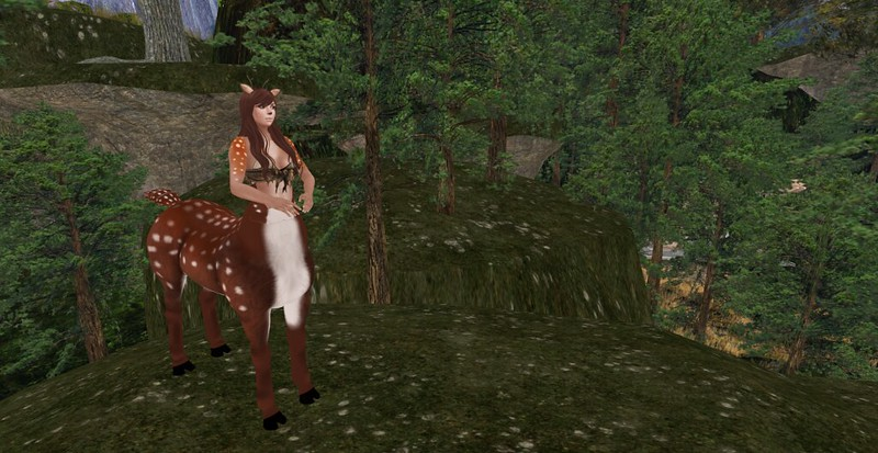 New Deer Mod for the BC Centaur