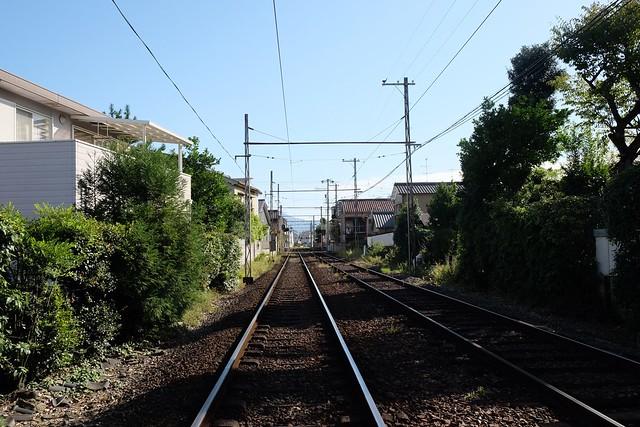 Arashiyama train line