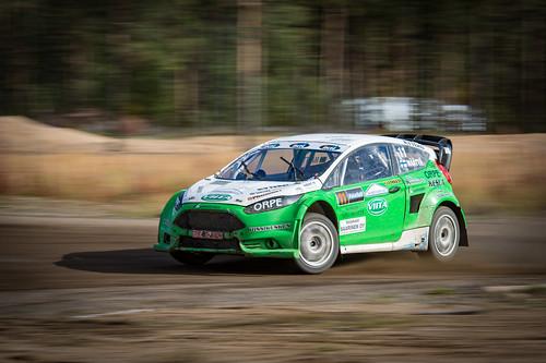 ford sport race finland fiesta supercar rx rallycross motorsport 2015 määttä honkajoki pesämäki rallicrosssm