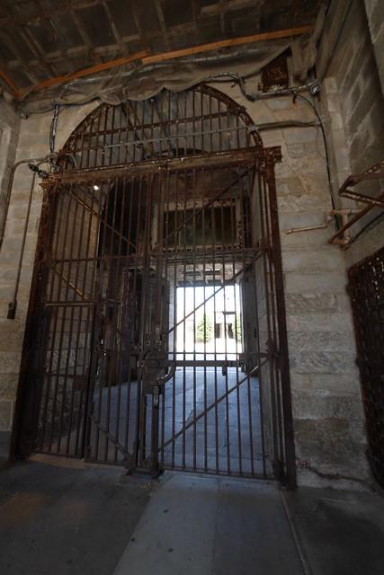 火, 2015-09-08 01:10 - Eastern State Penitentiary