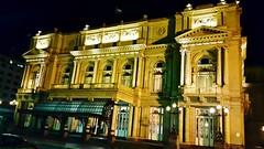Anoche, el Teatro Colón #igersbsas #igers #buenosaires #night #light