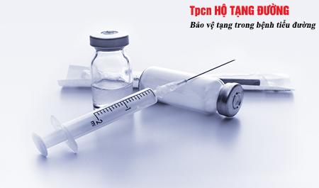 Tiêm insulin là bắt buộc trong điều trị tiểu đường type 1 và type 2