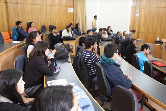 Reunión Oficial Estudiantes Minor en Emprendimiento Segundo Semestre