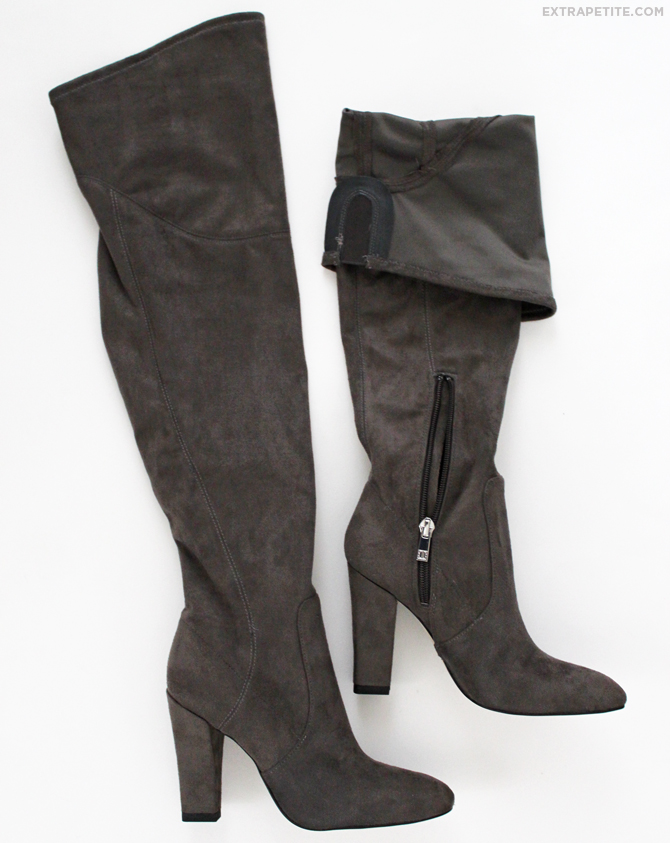 ivanka trump over the knee saffri suede boots review