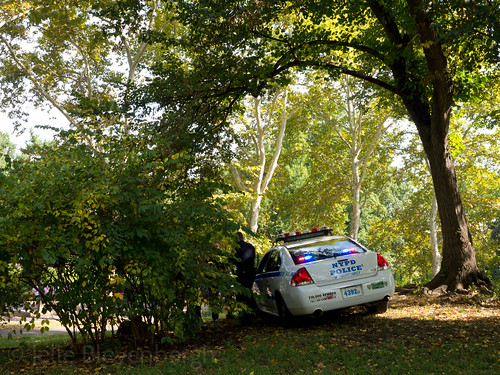 New York City - Central Park police car | by Jelle Bleyenbergh