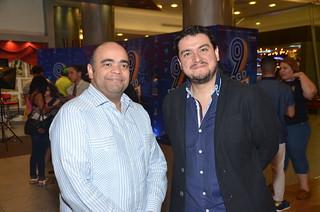 Omar de la Cruz y Martin Tuta