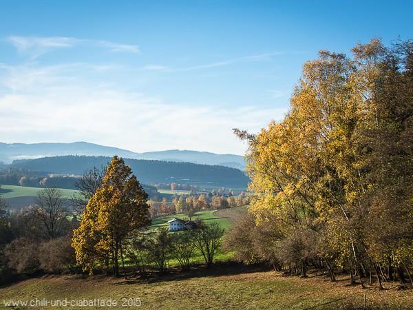 Ausblick bei Fernsdorf