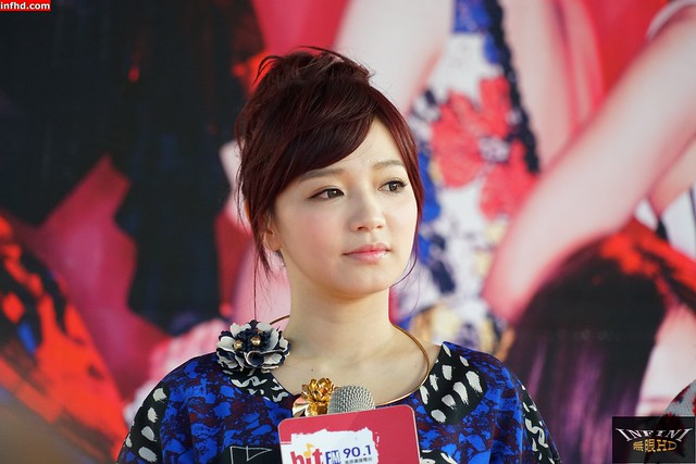 20151121 Popu Lady Gossip Girls 台南簽唱會