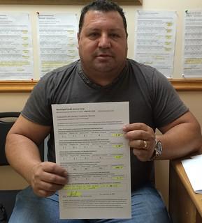 Inoel Borges - Testimonio sobre Municipal Credit Service Corp en Miami