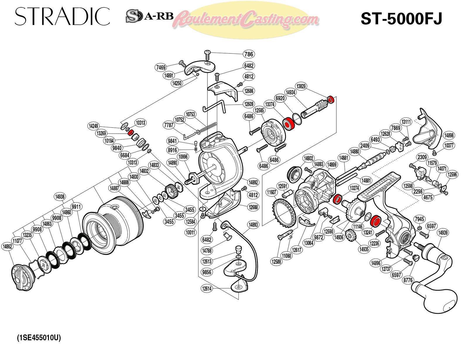 Schema-Stradic-5000FJ