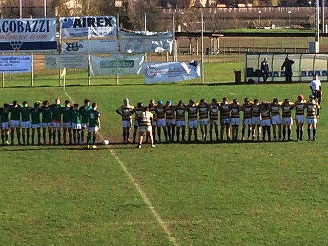 2015/16 - UNDER 16 - Modena vs RPFC