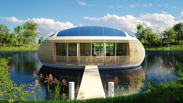 WaterNest 100 by Giancarlo Zema for EcoFloLife