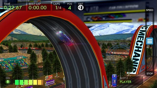 HTR+ Slot Car Simulator