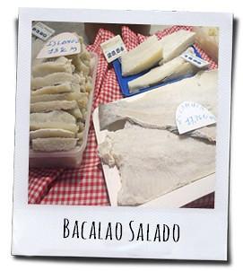 In Spanje is het eten van gezouten kabeljauw erg populair