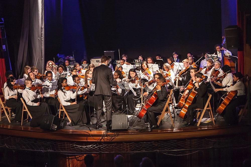 Homewood-Flossmoor High School Orchestra 2015 Concert Tour of Spain