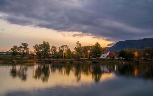 morning sunrise landscapes lakes croatia hrvatska tamron287528 nikond600 zaprešić zajarki lakezajarki