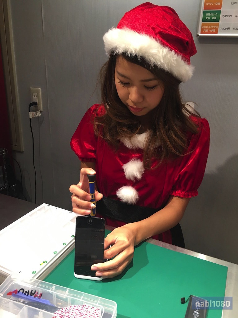 SHOW CASEクリスマスイベント07