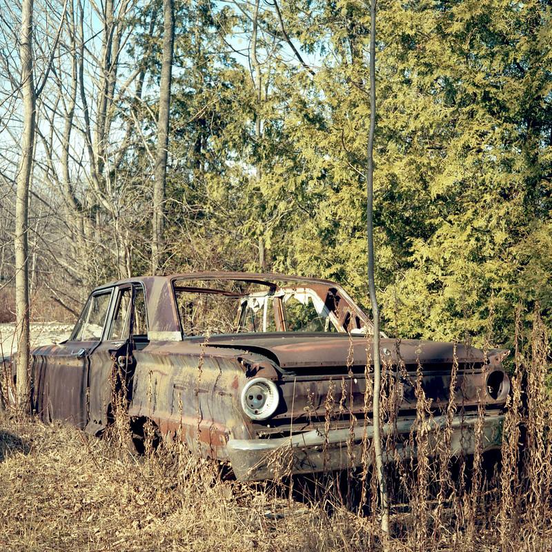 Dead Sedan