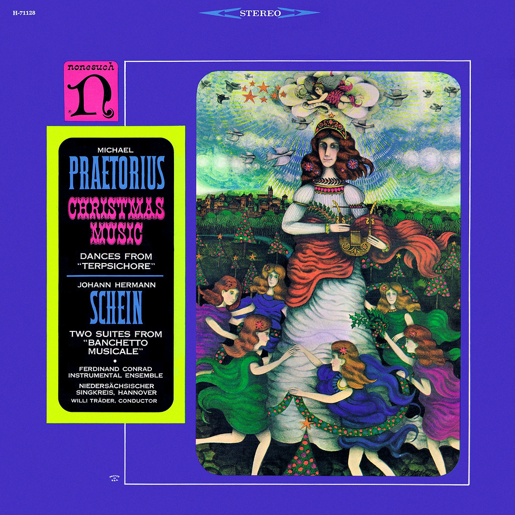 Michael Praetorius - Christmas Music