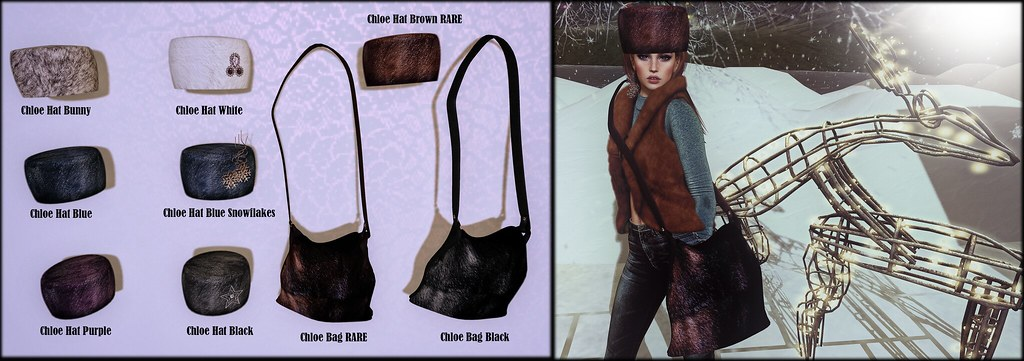Chloe Gacha by ChicChica OUT @ Winter Gacha Festival
