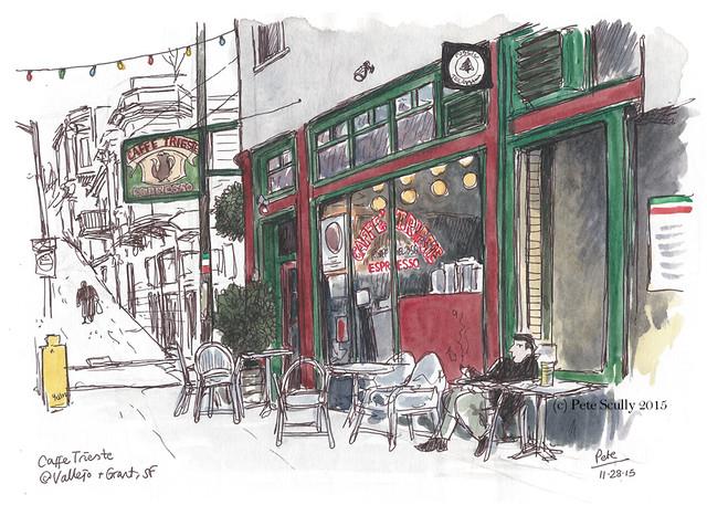 Caffe Trieste SF