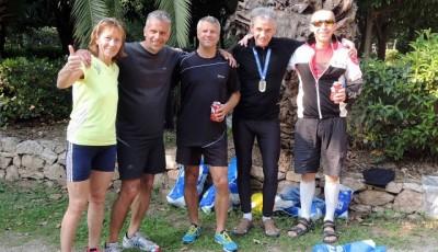 Náš Athénský maratón aneb O čisté radosti z běhu
