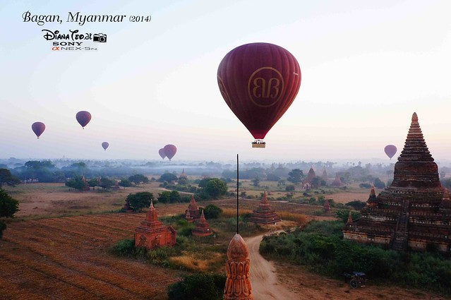 Bagan Sunrise 06