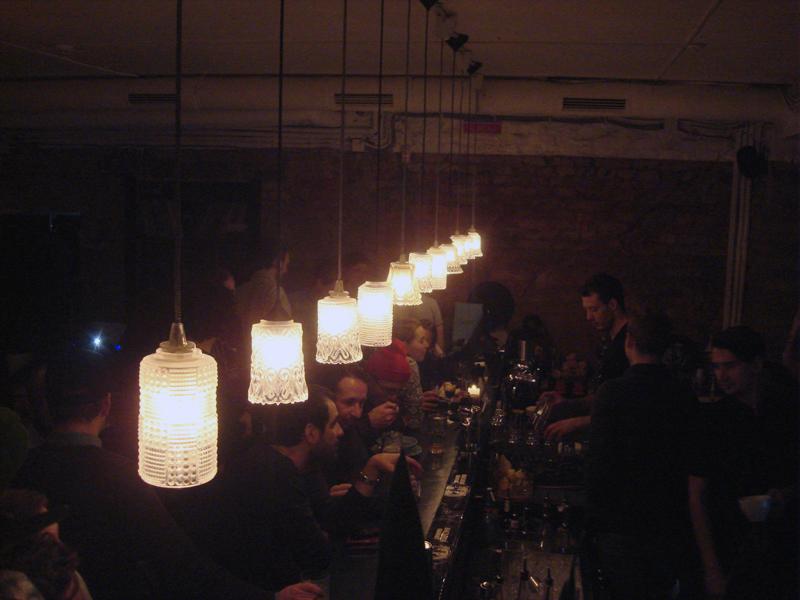 Kosatka bar Kiev Ukraine