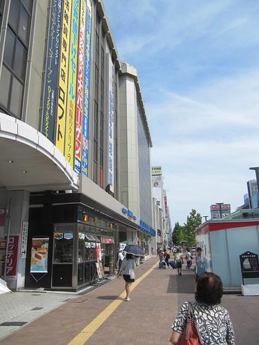 山陽姫路駅前