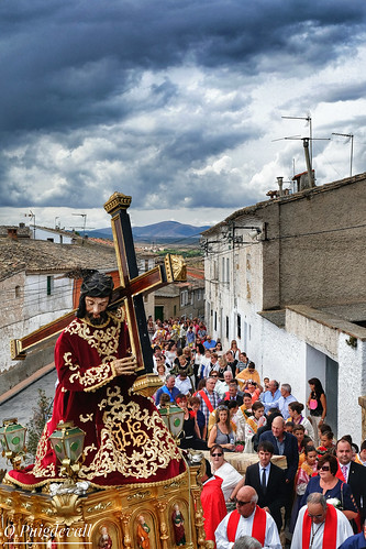 Santo Cristo de Magallon, Zaragoza.