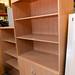 Oak Sideboard Display unit