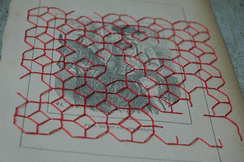 red grid 1 - details