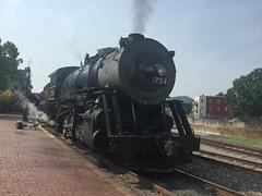 WMSR - engine 734